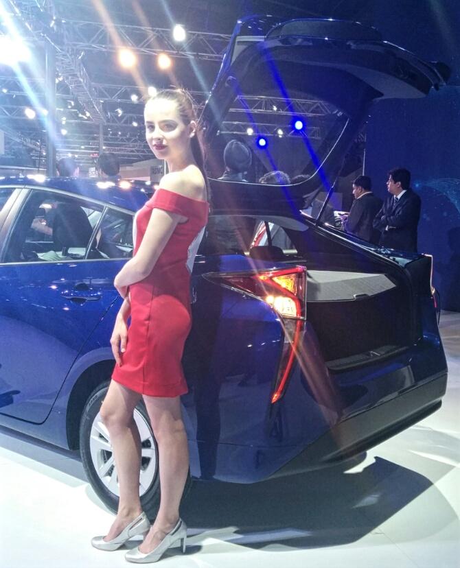 Toyota Prius 4th Generation: Toyota Prius: The Planet's Favourite Hybrid