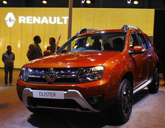 Duster gets a facelift, dazzles with new features