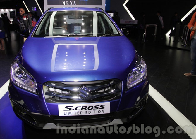 Maruti S-Cross gets a beautiful makeover