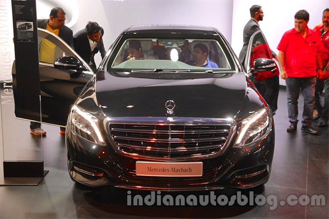 Check out the costliest Mercedes sold in India!