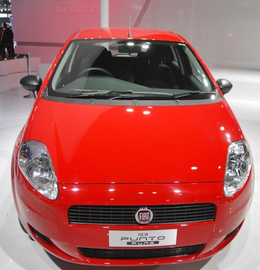Fiat Punto Pure unveiled at Rs 4.49 lakh