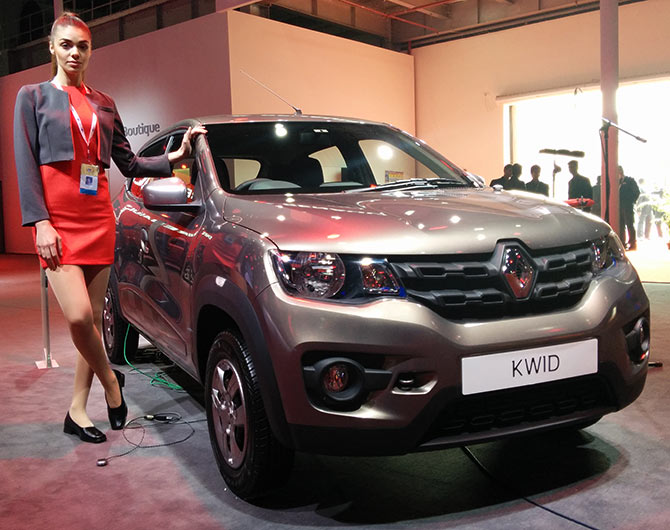 Secret behind Renault Kwid's success in India