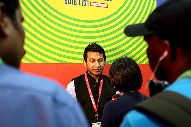 Ritesh Agarwal, founder, OyO Rooms