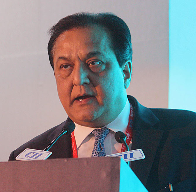 Rana Kapoor, managing director and chief executive officer, Yes Bank