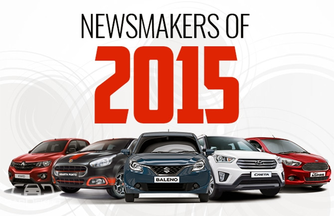 5 best cars launched in 2015