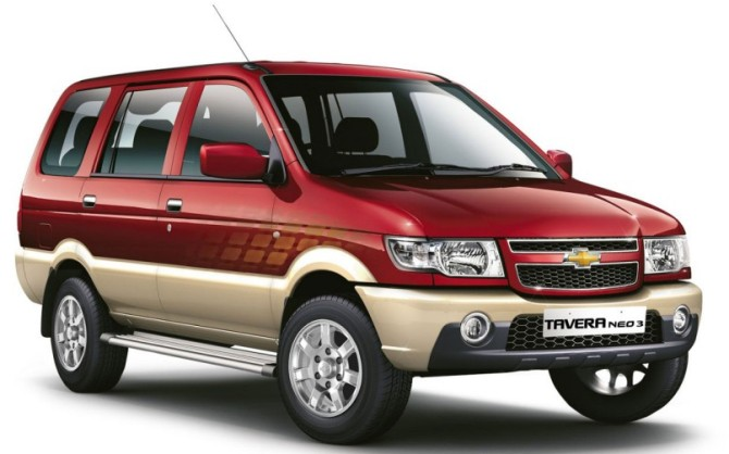 Is it the end of the road for Chevrolet Tavera?