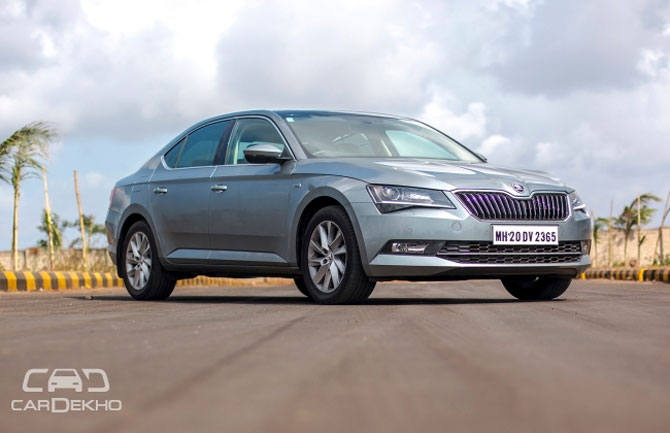 Review: Skoda Superb diesel's ride quality is phenomenal