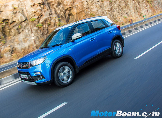 Vitara Brezza: You will fall in love with this hot SUV!