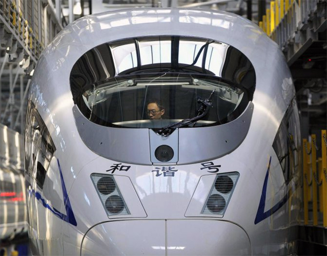 Beijing-Shanghai bullet train: World's most profitable high-speed rail