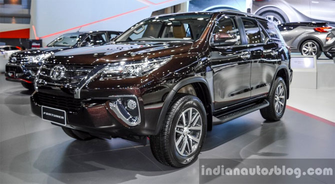 How Toyota Fortuner Fares Against Ford Endeavour And