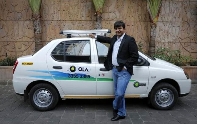 Ola launches app for fleet owners to take on Uber