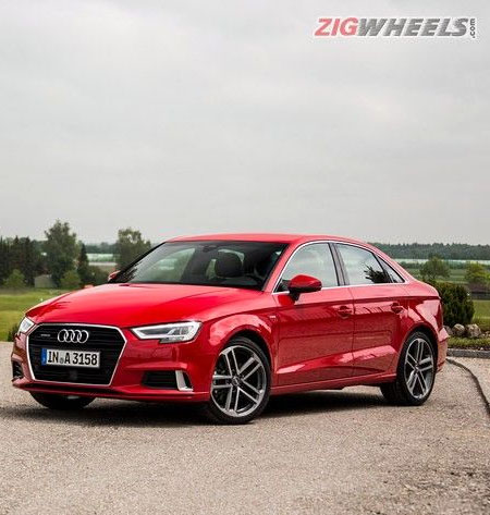 Audi A3 is luxurious and feature loaded