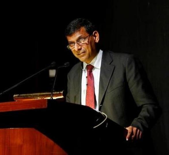Rajan takes on critics in a hard-hitting speech