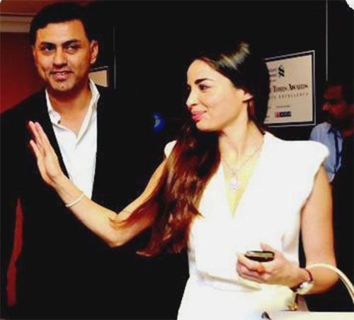 Making Rs 2 crore a day, Nikesh Arora rocked at his job