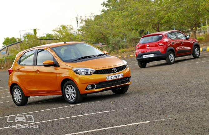 Why Tata Tiago is better than Renault Kwid
