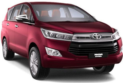 Toyota Innova Crysta sports lot of features, space and power