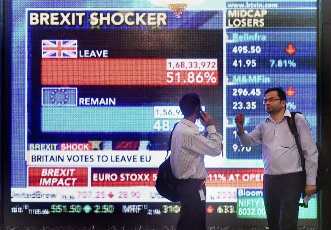 Brexit, a great opportunity to buy: Vikas Khemani