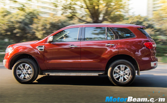Will Ford Endeavour Become The New Suv King Rediff Com Business