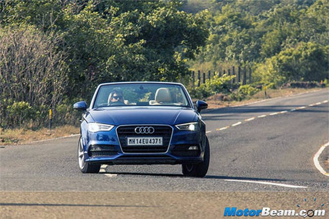 Audi A3 Cabriolet: An attractively-priced convertible you can buy
