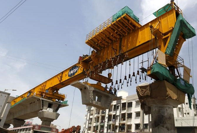 March infrastructure output grows fastest in 16 months