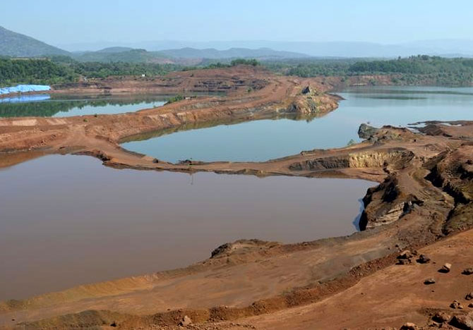 India to monitor mines via satellite after finding illegal limestone extraction