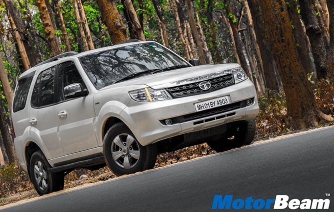 Tata Safari Storme: A great SUV for Rs 15 lakh
