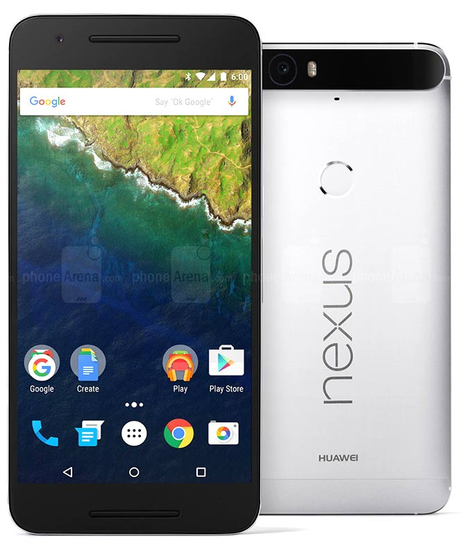 Nexus 6P:  It has everything an Android lover would want!