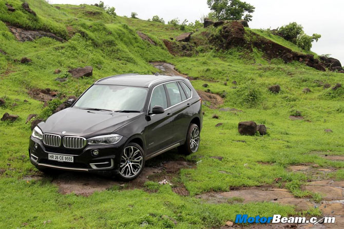 BMW X5: A safe and stylish SUV for comfortable long drives