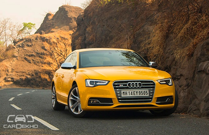 Audi S5 is a blend of usability and performance