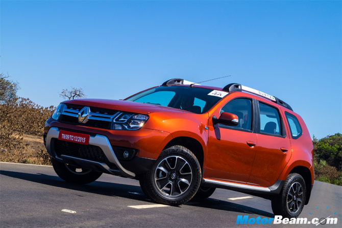 Finally, Renault Duster gets the much needed facelift