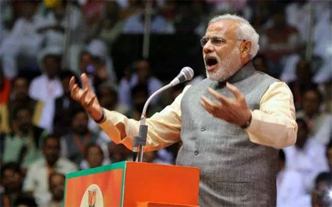 Is Modi on a moral crusade or pursuing a political strategy?
