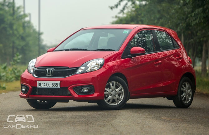 All you want to know about the Honda Brio facelift