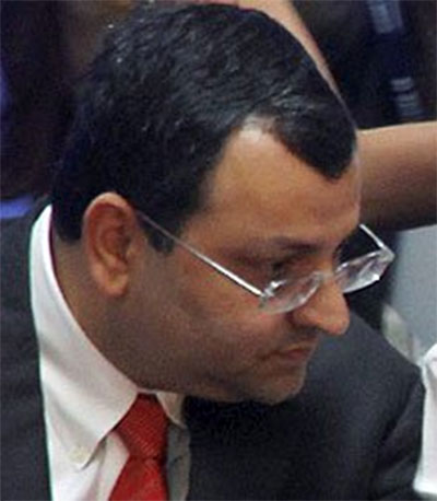 Cyrus Mistry: In 24 hours, from chairman to non-exec director