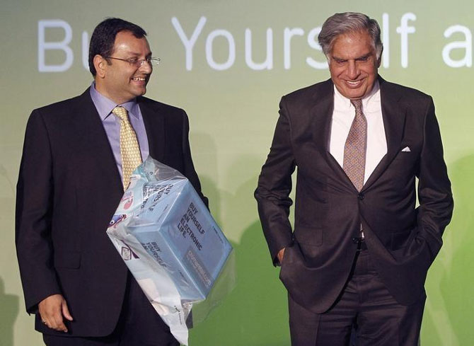 BSE, NSE seek clarification from Tatas on Mistry letter