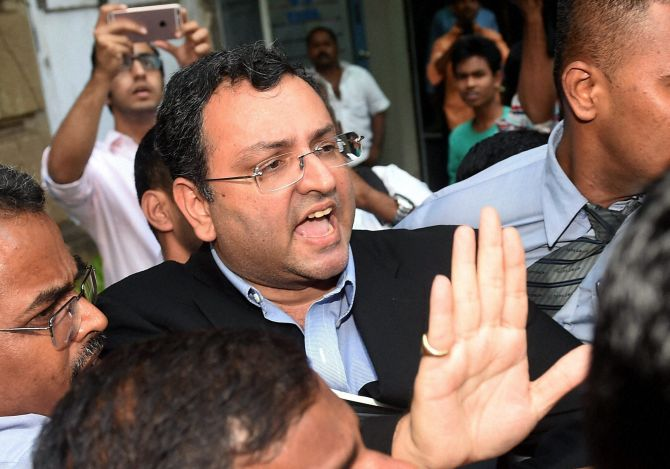 Non-performance under Mistry? What the Tata figures say