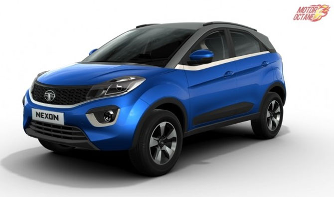 Tata Nexon to hit the roads in 2017