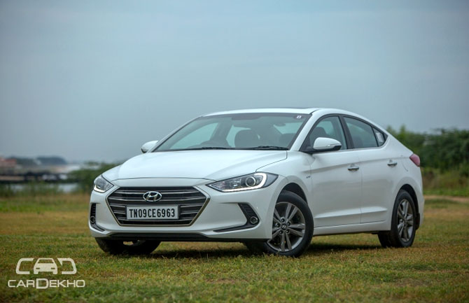Hyundai Elantra is spacious and packed with goodies