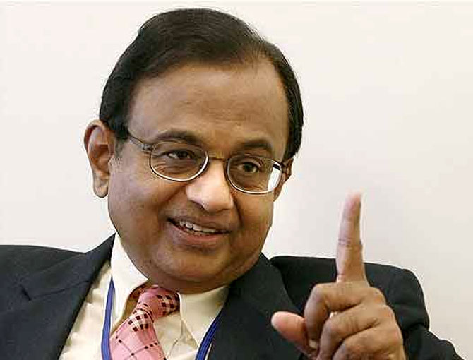 The economy is still limping along: Chidambaram