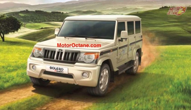 Mahindra launches Bolero variant at Rs 6.59 lakh