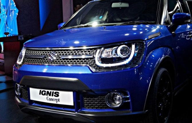 Maruti to launch all new Ignis soon