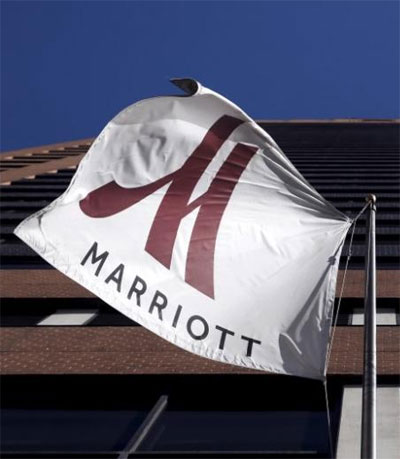 Marriott overtakes Taj, becomes India's largest hotel chain