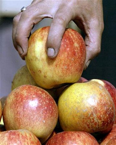 Kashmir unrest to affect apple prices this season