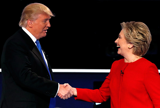 Indian IT industry finds no mention in first US presidential debate