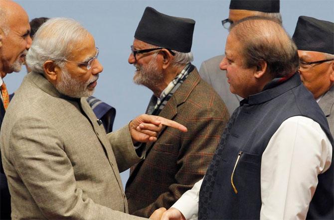 Modi to review MFN status to Pakistan