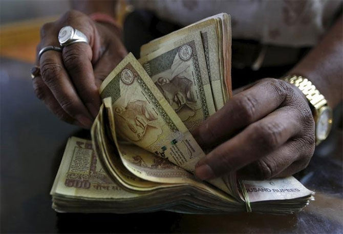 Rupee climbs another 6 paise against dollar in early trade