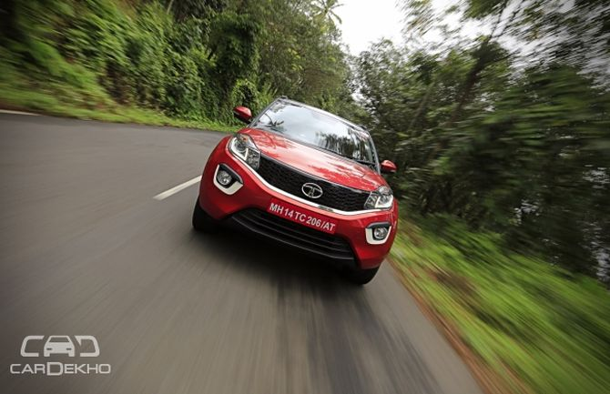 Tata Nexon is a crossover in the true sense
