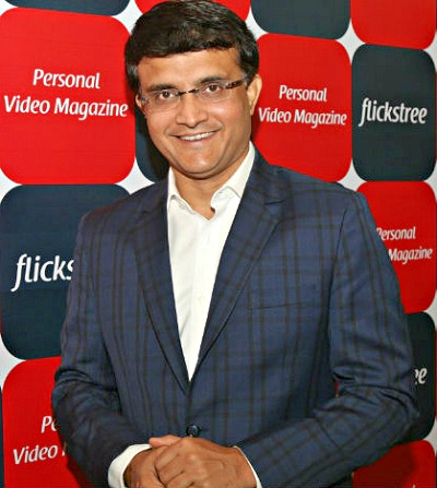 Flickstree: Sourav Ganguly's Flipboard for videos