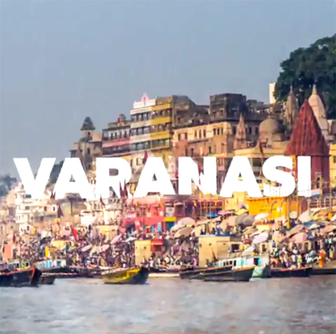 Oyo rooms invitation to Varanasi