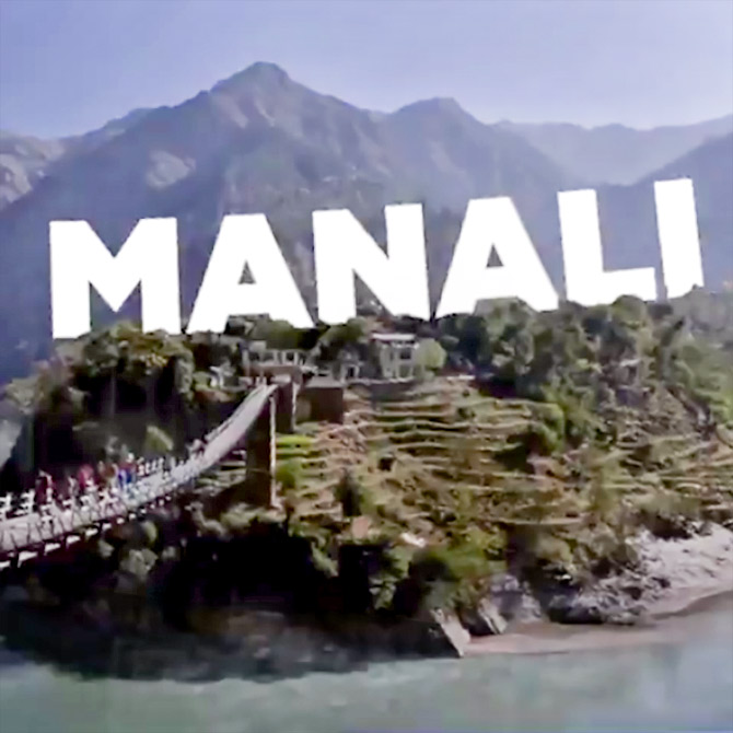 Oyo rooms invitation to Manali
