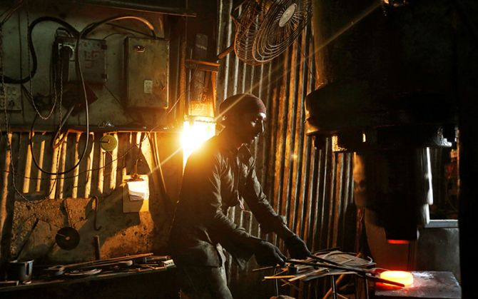 Industrial output contracts 0.1% in June on manufacturing woes